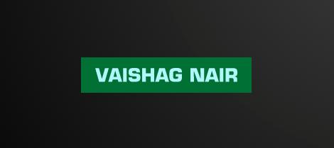 Vaishag Nair